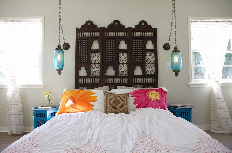 19 Moroccan Bedroom Decoration Ideas | MeCraftsman