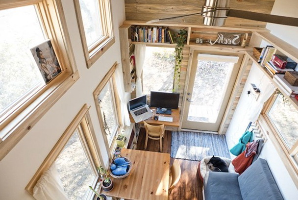 20 Cozy Tiny House Decor Ideas | MeCraftsman