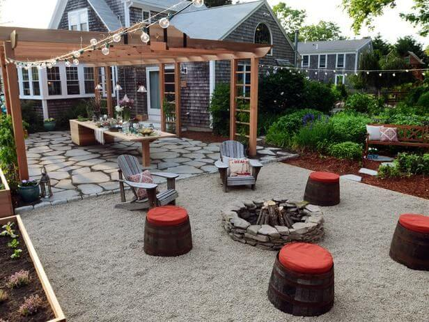 21 Cozy Backyard Seating Ideas - 21 Cozy Backyard Seating Ideas - MeCraftsman