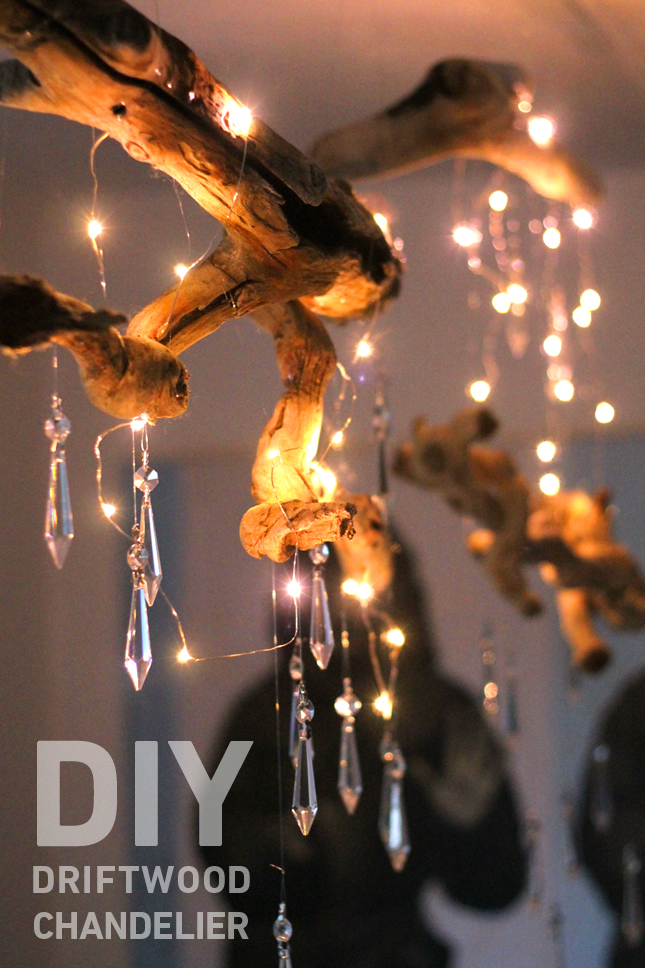 Diy Driftwood Projects Chandelier Mecraftsman