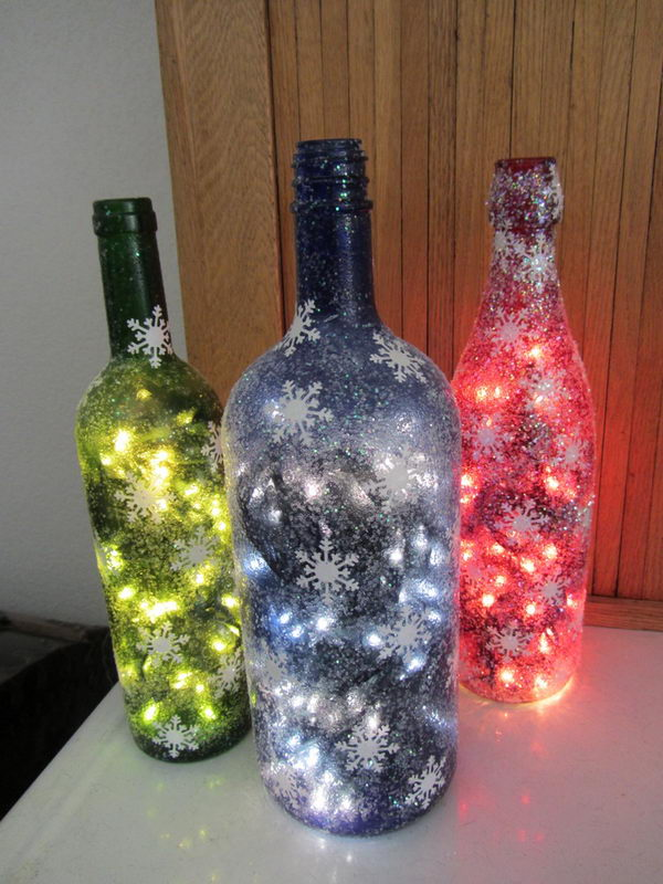 19 Diy Wine Bottle crafts make