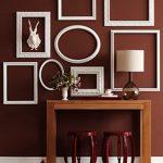 17 Diy Decoration Ideas Using Picture Frames enhance the room decor