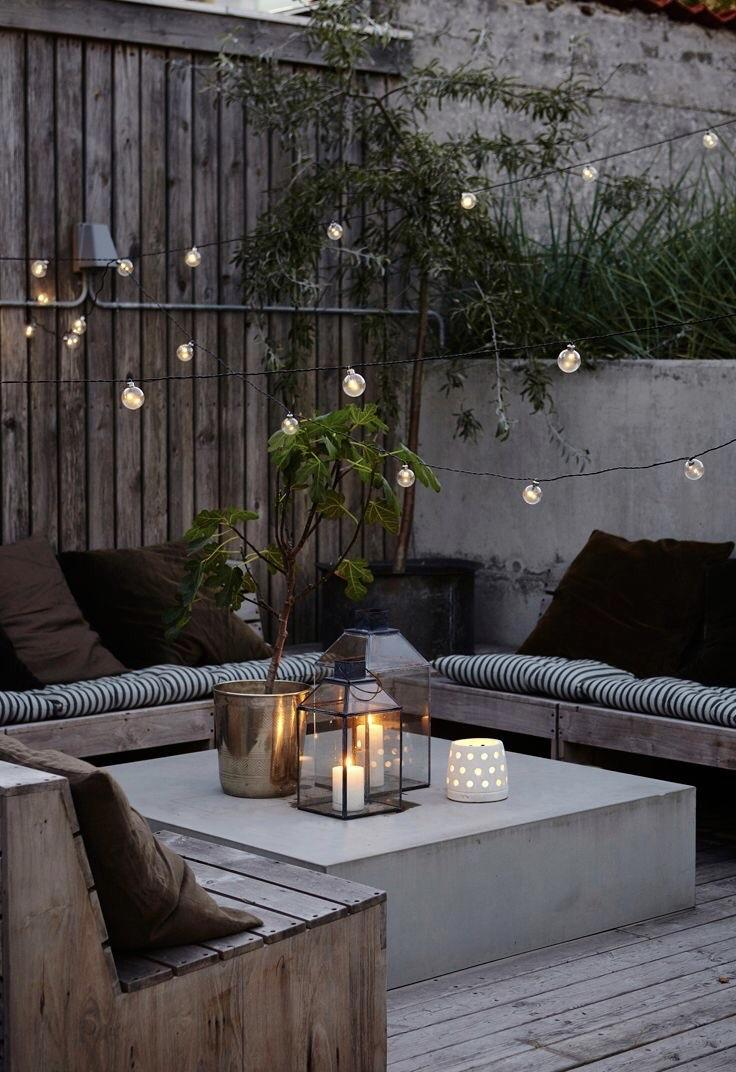Cozy Outdoor Seating Ideas Mecraftsman