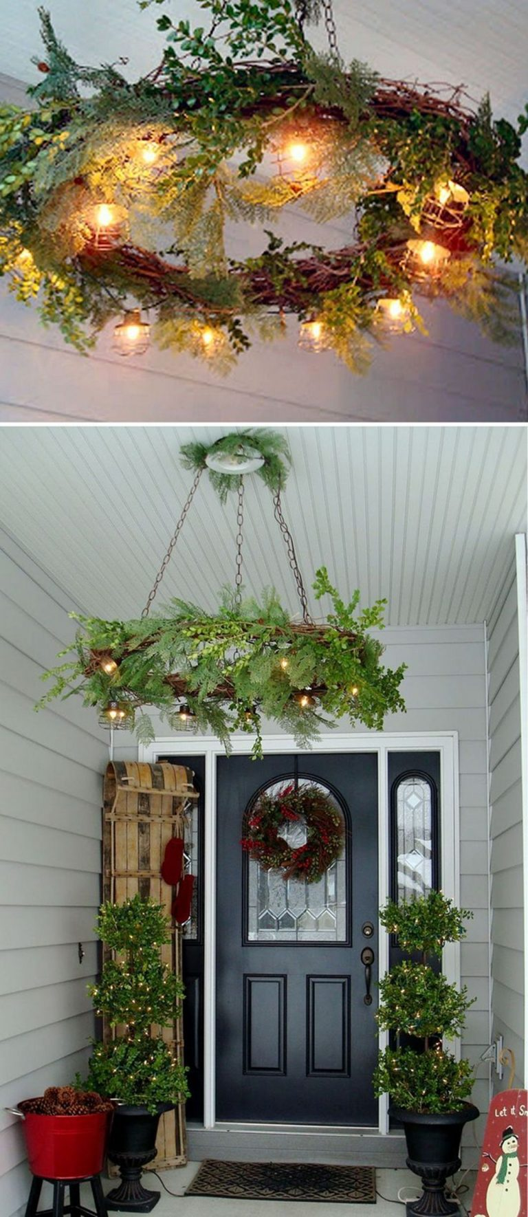 best christmas lights decorating ideas and makeover (12)