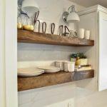 18 Creative DIY Floating Shelves