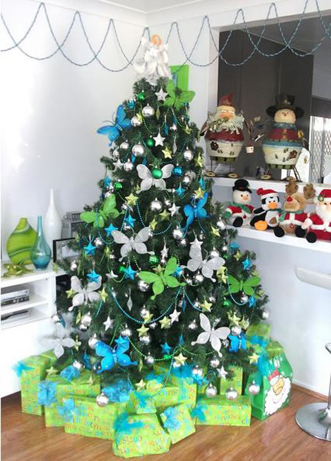 25 Christmas Tree Decorations, An Integral Part Of The Festival