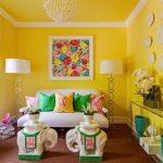 22 Colorful Home Decoration Ideas
