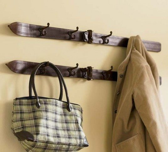 18 Diy Coat Rack Ideas Are Eye-catching, Versatile And Functional