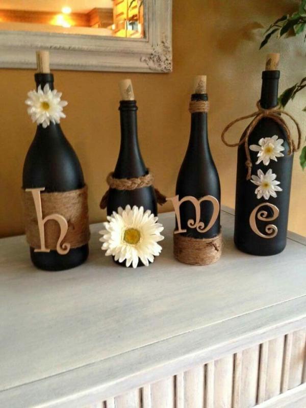 19 Diy Wine Bottle Crafts: Make Art From Emptiness