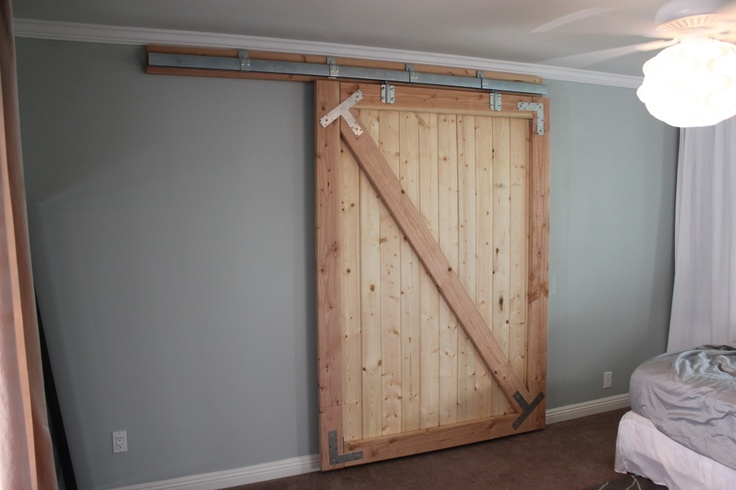 12 DIY Barn Doors